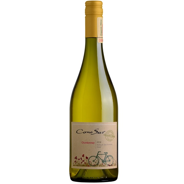 Organic Chardonnay - Onehourwines.com