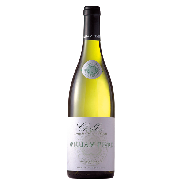 William Fevre - Chablis AOC - Onehourwines.com