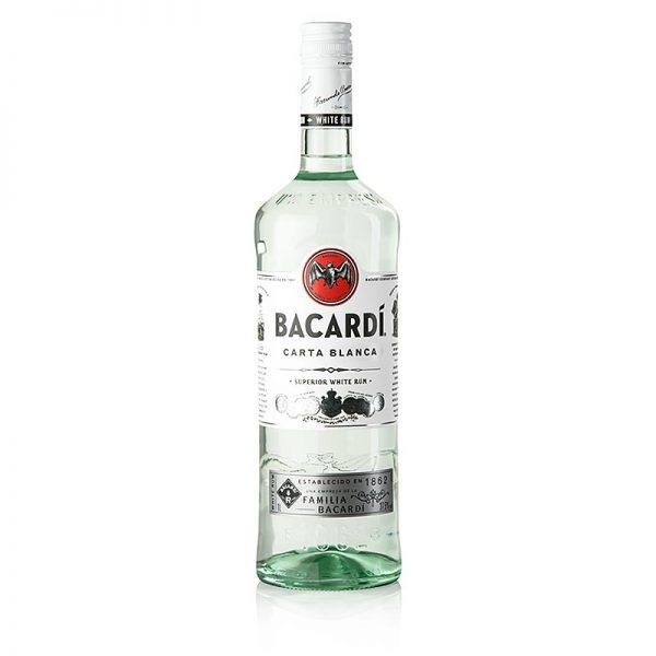 Bacardi Rum Superior - One Hour Wines - Alcohol Delivery to your door