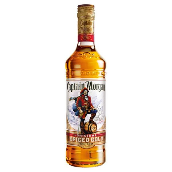 Captain Morgan Gold - One Hour Wines Malta