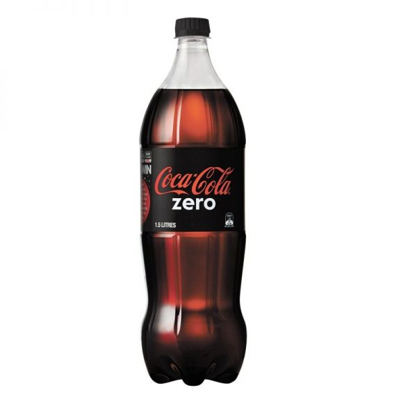 Coke Zero 1.5 litre bottle Delivery with One Hour Wines