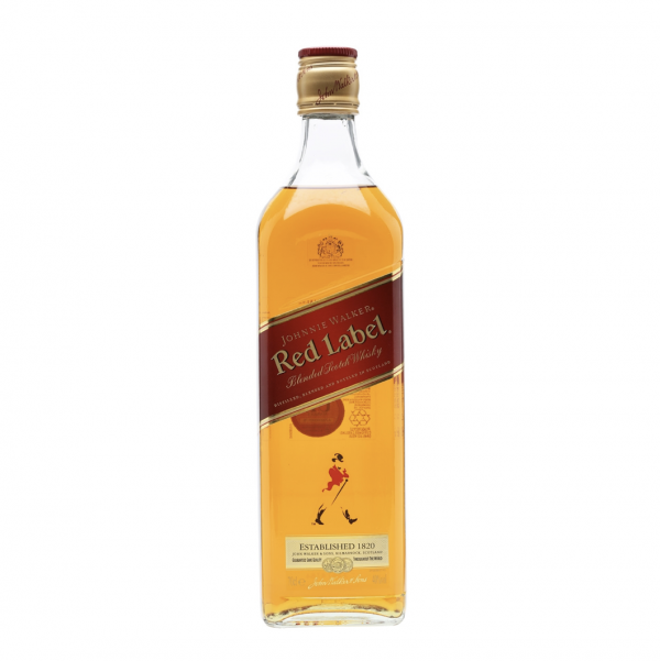 Johnny Walker Red Label - One Hour Wines Malta