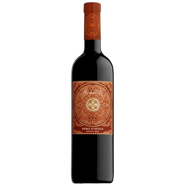 Feudo Arancio Nero d'Avola DOC - One Hour Wine Malta
