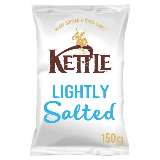 Kettle Chips - Lightly Salted