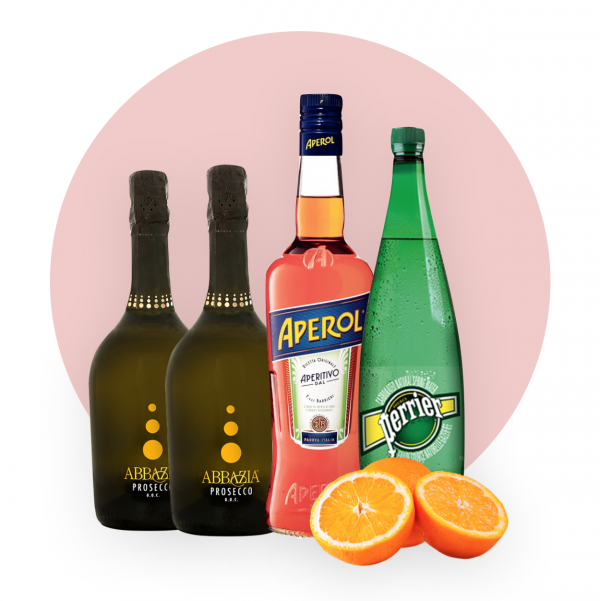 Aperol Spritz - One Hour Wines