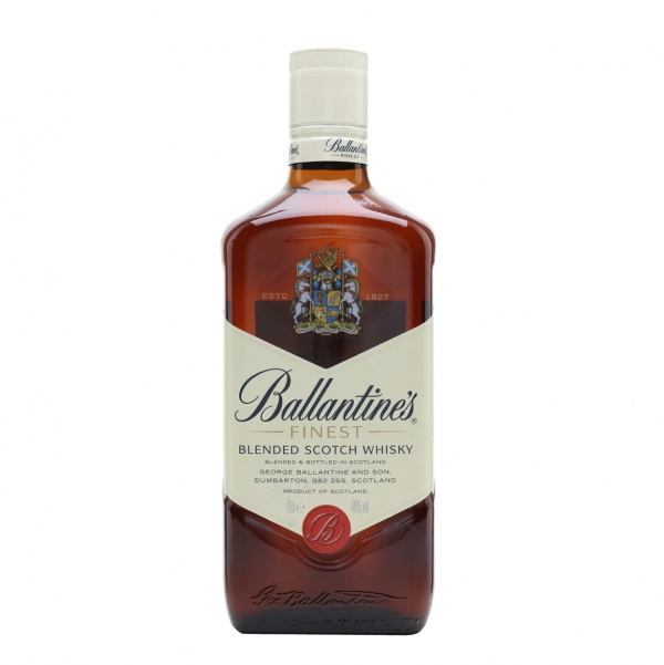 Ballantines Whisky - One Hour Wines Malta - Delivery in One Hour or Less