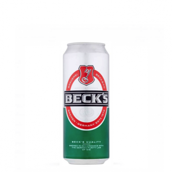 Becks - One Hour Wines