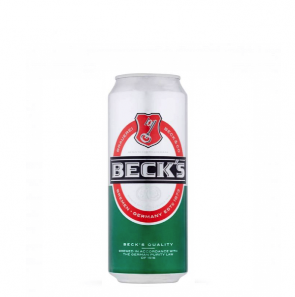 Becks - One Hour Wines