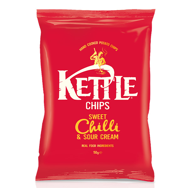 Kettle Chips - Sweet Chilli