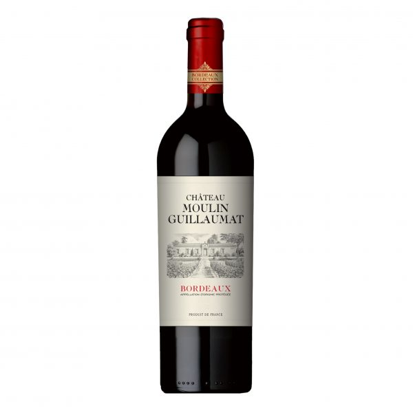 Chateau Moulin Guillaumat (Bordeaux) One Hour Wines Malta