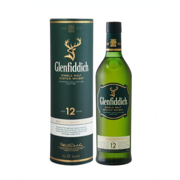 GlenFiddich - One Hour Wines Malta