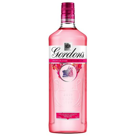 Gordon's Gin - Premium Pink - One Hour Wines Malta