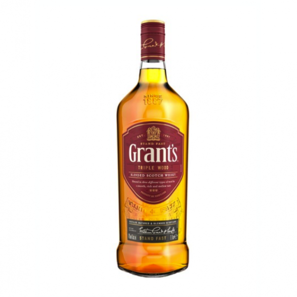 Grants Scotch Whisky - One Hour Wines