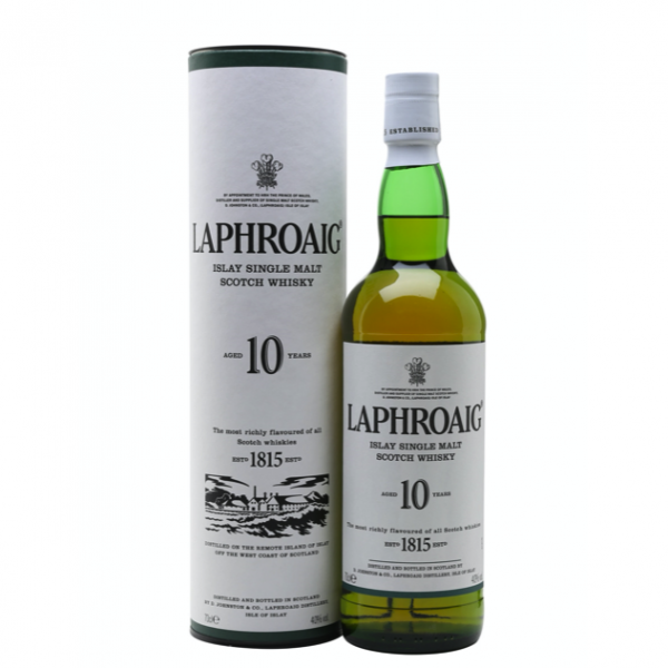 Laphroaig - Single Malt - One Hour Wines