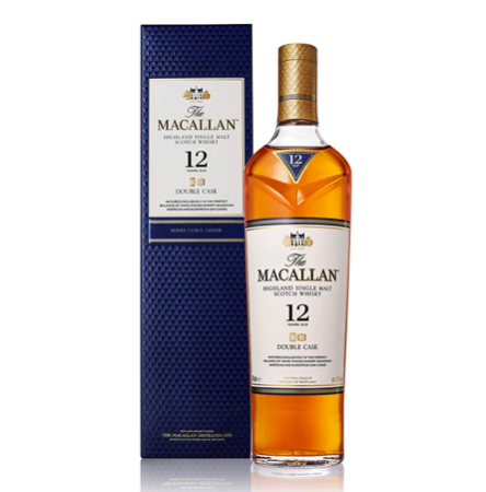 Macallan Whisky - One Hour Wines