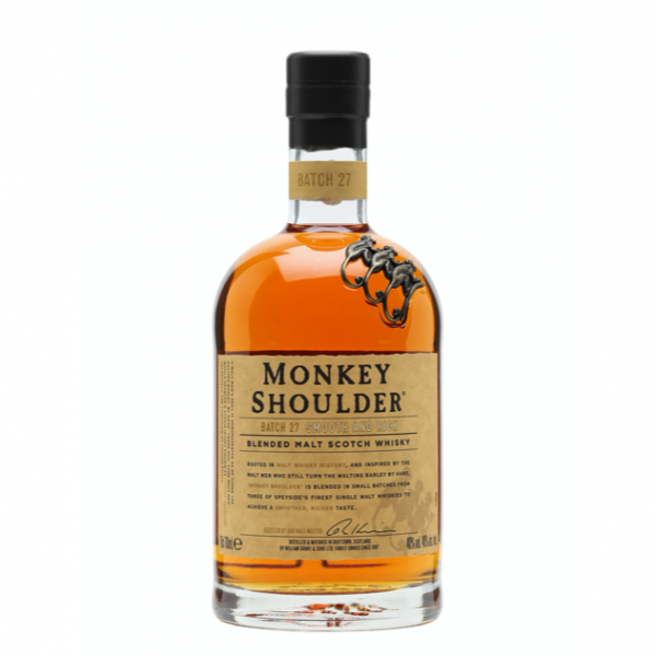Monkey Shoulder - One Hour Wines Malta