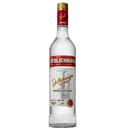 Stolichnaya buy online - One Hour Wines