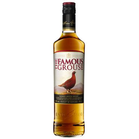 The Famous Grouse - One Hour Wines