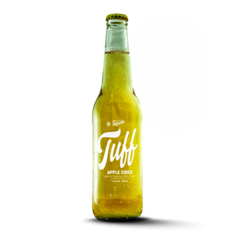 Tuff Apple Cider - One Hour Wines