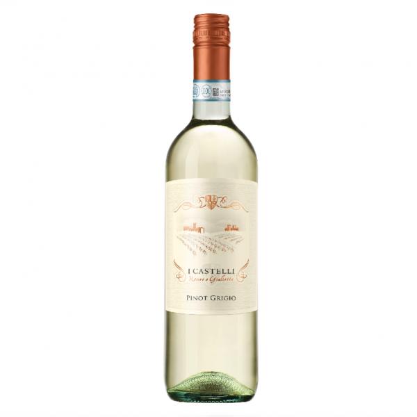 Castelli di Romeo e Giulietta Pinot Grigio - One Hour Wines