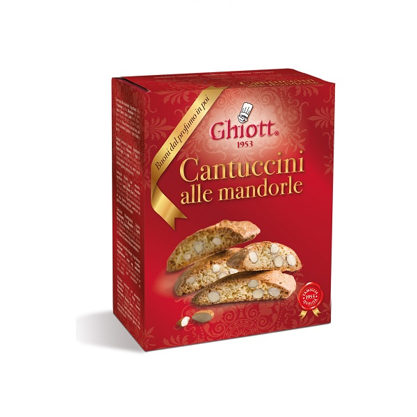 Ghiott Cantuccini all mandorle - One Hour Wines