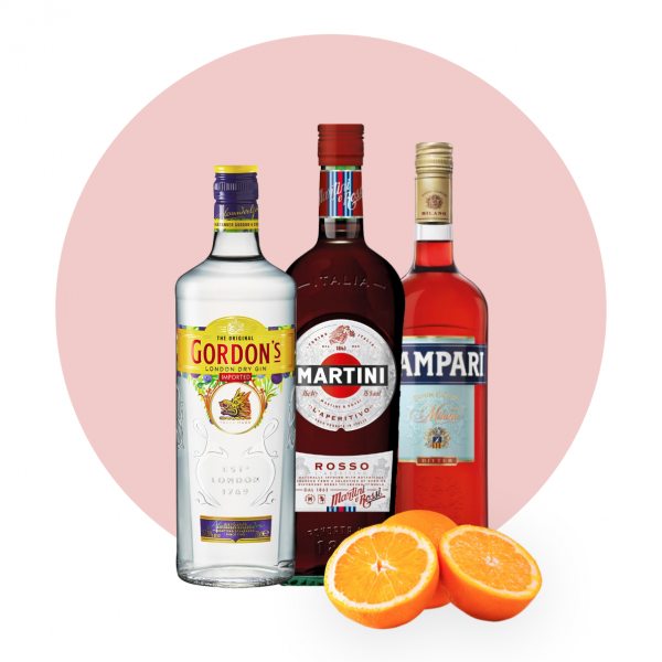 Negroni - One Hour Wines