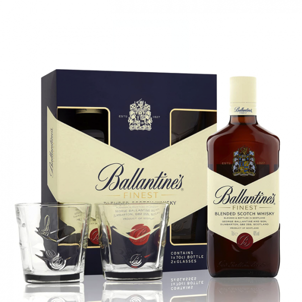 Ballantines Gift Pack