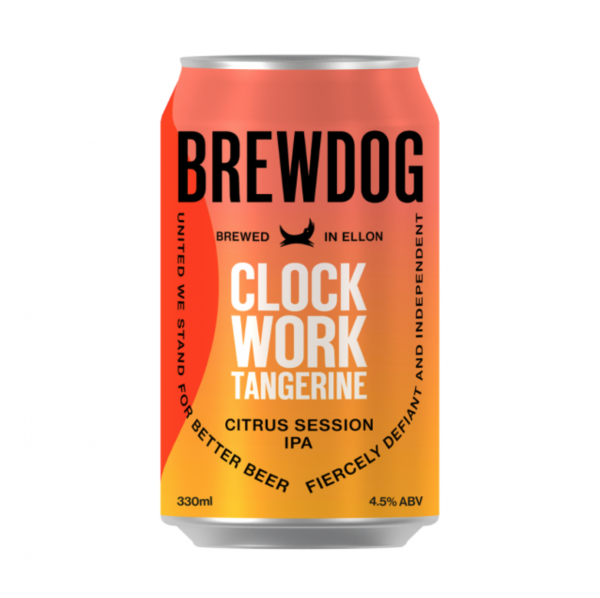 Brewdog - Clockwork Orange