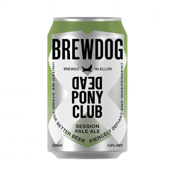 Brewdog - Dead Pony Club - One Hour Wines