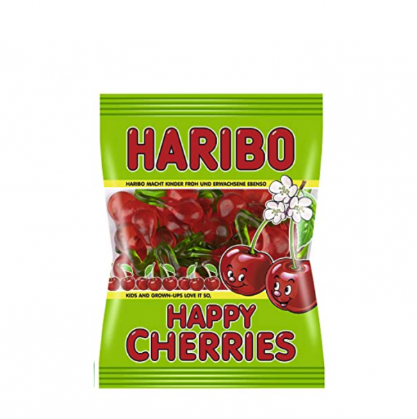 Haribo – Happy Cherries