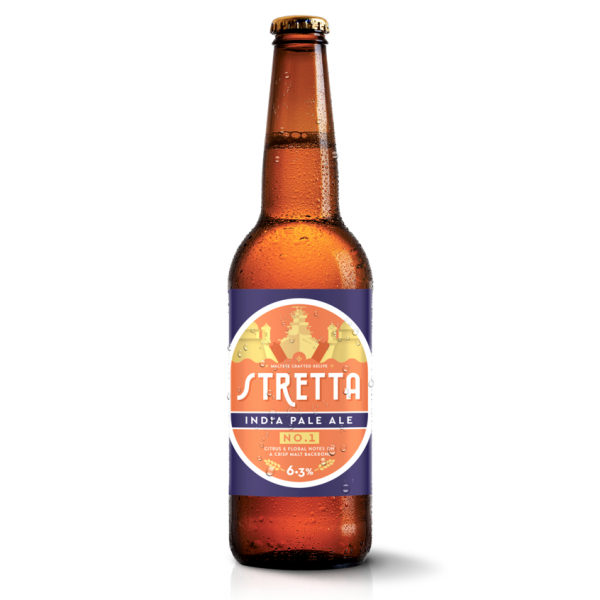 Stretta IPA - One Hour Wines Malta