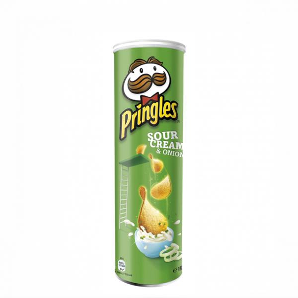PRingles - Sour Cream and Onion