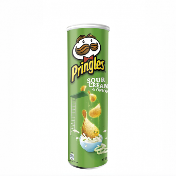 PRingles - Sour Cream and Onion